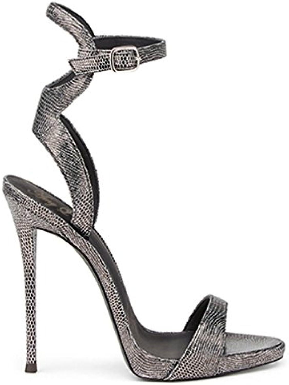 Lazutom - Sandalias de vestir para mujer -