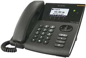 Alcatel Temporis IP600 Téléphone VoIP Noir
