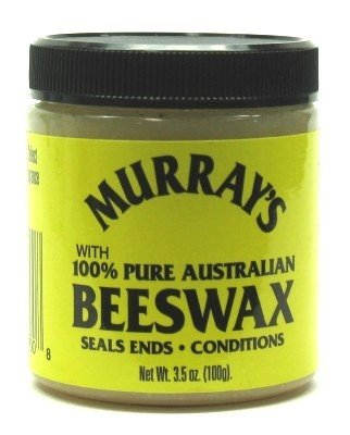 Murrays Beeswax 104 ml Jar (Case of 6)