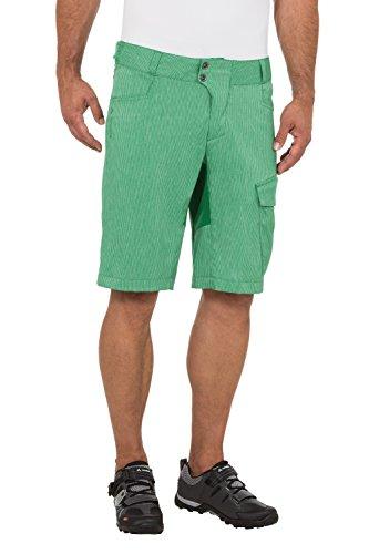 VAUDE, Pantaloncini sportivi Uomo Tremalzo, Verde (Yucca Green), S