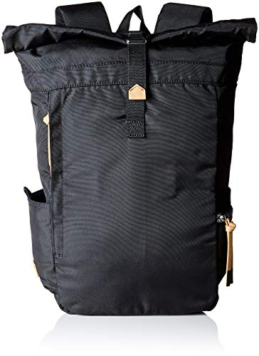 Esprit Accessoires Damen 088ea1o003 Rucksack, Schwarz (Black), 13x36x25 cm