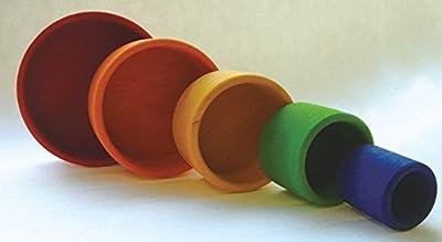 Grimms - Juego preescolar para encajar (madera) de Grimms GmbH