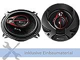 Pioneer Lautsprecher TS-R1350S 250 Watt 130 mm 3-Wege Koax für Alfa Romeo 145 1994-2001