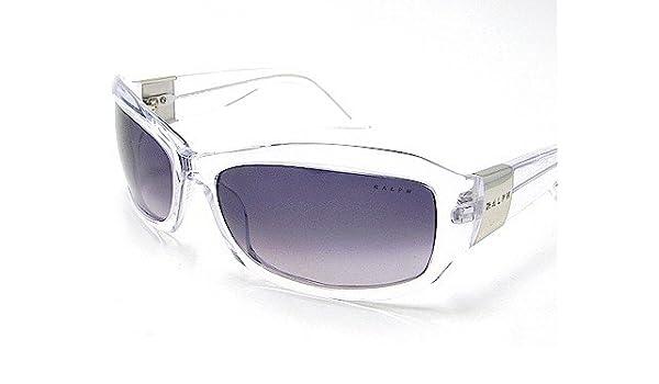 48a9319899d3 New Ralph Lauren Ra5004 Ra-5004 591/11 Transparent Sunglasses 60-16-120:  Amazon.co.uk: Clothing
