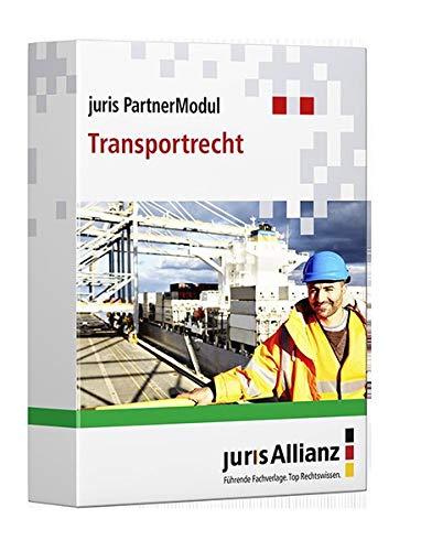 juris PartnerModul Transportrecht: partnered by Bundesanzeiger Verlag | De Gruyter | Erich Schmidt Verlag | Verlag Dr. Otto Schmidt (juris PartnerModule)