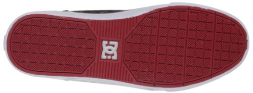 DC Tonik SP Scarpe da skate in Nero Bianco True Red (Nero/bianco/True Red)