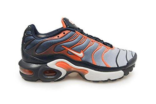 nike air max forte (GS) TN tuned 1 scarpe sportive 655020 scarpe da tennis Nero/Nero