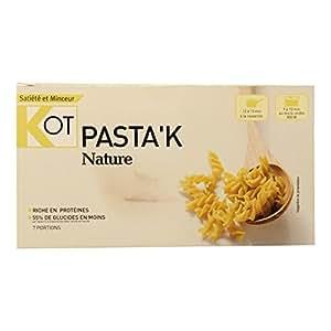 KOT Pasta'K Nature - Boîte de 7 portions