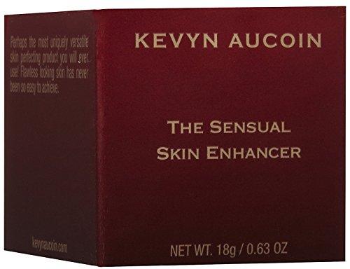 Kevyn Aucoin Sensual Skin Enhancer Foundation, SX 10, 0.63 Ounce by Kevyn Aucoin