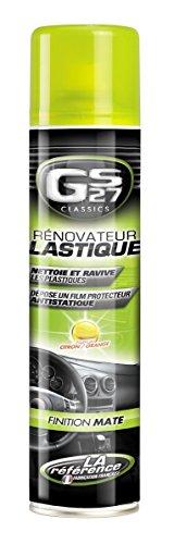 GS27 - Rénovateur Plastiques - Finition Mate