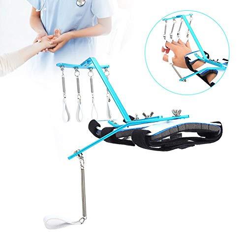 Yinhing Verstellbare Handgelenkorthesen, dynamische Orthesenhände für hemiplegische Personen mit Schlaganfall-Sehnenübung - Dynamische Schienen