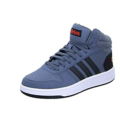 Adidas Ginnastica Amazon it Mid Donna 0 Scarpe Hoops 2 Da gg4BO