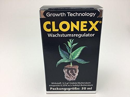 Clonex, 50 ml, Racine rooting Gel, gel, Racine, Hormonal pour boutures, Clone à la vente en Allemagne