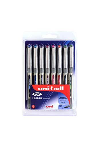 Uni-Ball 153528624 Penna Roller Inchiostro Liquido
