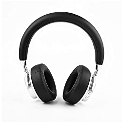Ambrane Ultra Comfortable Wireless Bluetooth Headphones WH-2200 With Mic (Black)