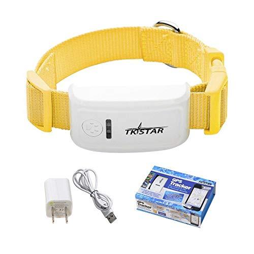 Juan Pet Tracker GPS Micro TK909 Pet Tracking GPS Localizador GPS Collar...