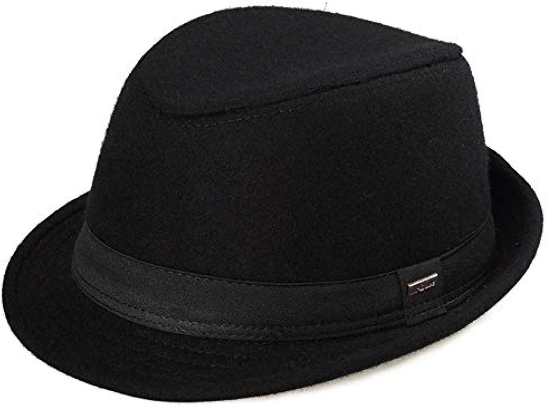 Your Autunno only brossoher Fashion Cappello Moda Autunno Your e Inverno  Moda Corta Cappello Fedora retrò c91faee419e2