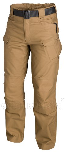 Helikon Tex UTP ® (Urban Tactical Pants) Hose - Ripstop - Coyote / Tan (M/Regular) (Baumwoll-ripstop-hose)
