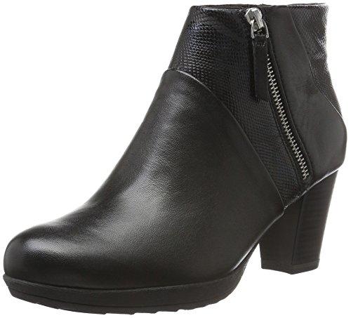 Tamaris 25330, Bottes Classiques Femme Noir (Black 001)