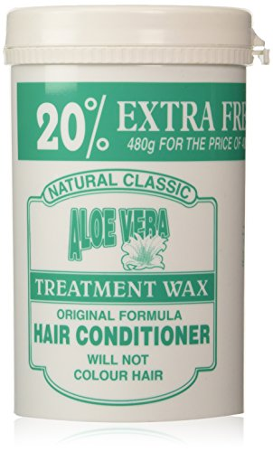 Natural Classic Aloe Vera Hair Treatment Conditioner 480g