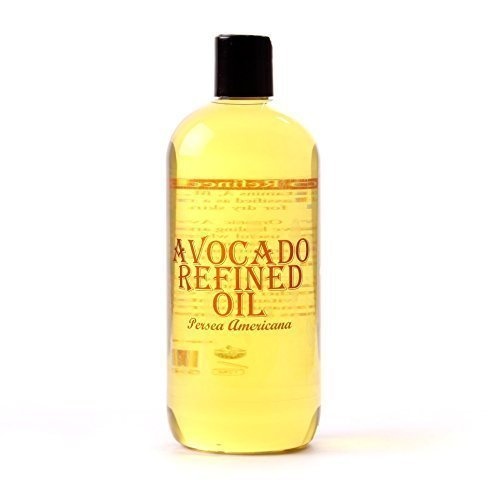 Mystic Moments L'huile raffiné d'avocat - 500ml - 100% Pure