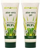 Aloe Pura Aloe Vera Gel 100ml - PACK OF 2