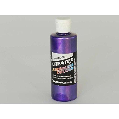 Pearl createx aérographe colors couleur pourpre 120 ml - 5301 createx 12