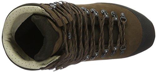 Hanwag Alaska Winter Gtx, Chaussures de Randonnée Hautes Homme Marron (Brown)