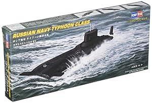 """Hobbyboss 87019""""Armada Rusa Typhoon Clase Submarino Modelo de Juguete, Escala 1: 700"""