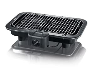 Severin PG 2790 Electric Barbecue Grill, 2500 Watt, Black