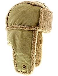 Votrechapeau-Chapka juguete, diseño de oveja-Sombrero de piel artificial Erwan