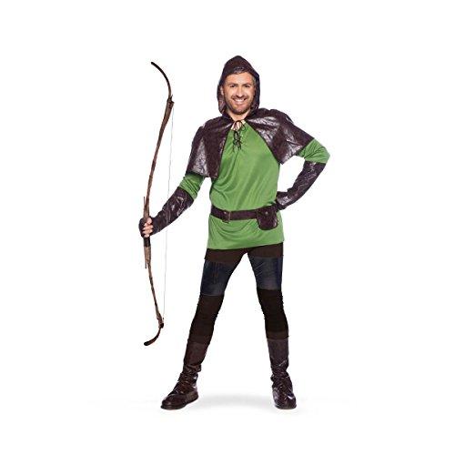 Folat 64003 Robin Hood/Abenteurer Grösse, mens, XL-XXL Preisvergleich