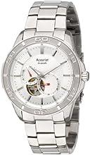 Comprar Accurist MB912S - Reloj de cuarzo para hombres, color plata