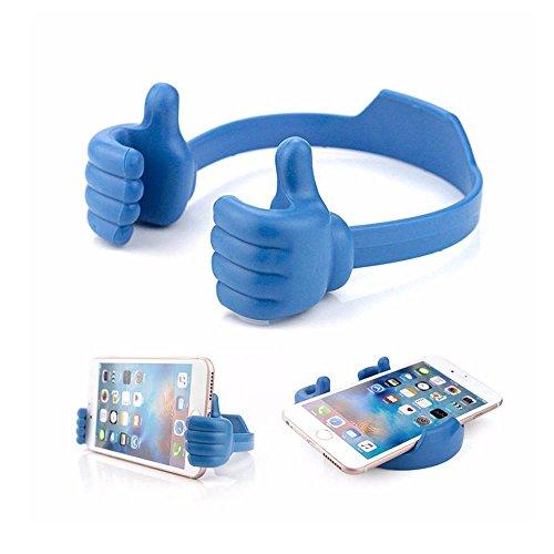 Pst-fall (Tablet Ständer Handy Halterung Cute Thumbs Up verstellbar Flexible Desktop steht für Reader Apple iPad Mini iPhone 6Plus 5s 5C 54s 4Galaxy S7S6S5S4S3Note 543Nexus HTC LG Nokia)