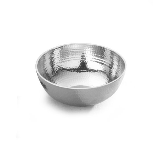 Towle Hammersmith Aluminum Deep Bowl, Medium by Towle Medium Deep Bowl
