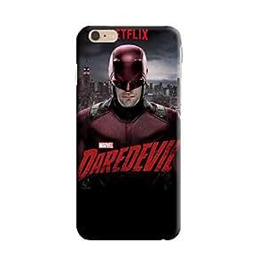 Aurmen High Quality Printed Designer Back Case Cover For I Phone 6 (Daredevil1)