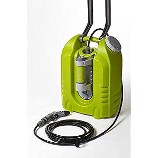 aqua2go GD86 UK Mobile Pressure Cleaner, 20 Litre