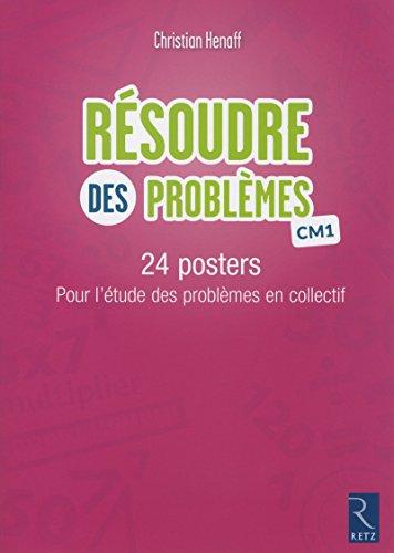 Résoudre des problèmes CM1