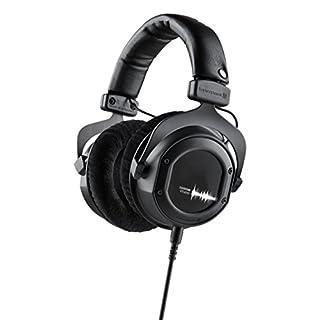 beyerdynamic Custom Studio 80 Ohm Over-Ear-Studiokopfhörer. Geschlossene Bauweise, kabelgebunden, einstellbarer Sound