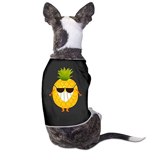 Ananas Kostüm Für Hunde - GSEGSEG Gseg Ananas-Kostüm für Hunde und Katzen, Cooles Muster