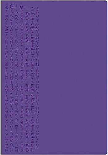 Retime plus M Recyclingleder violett 2016