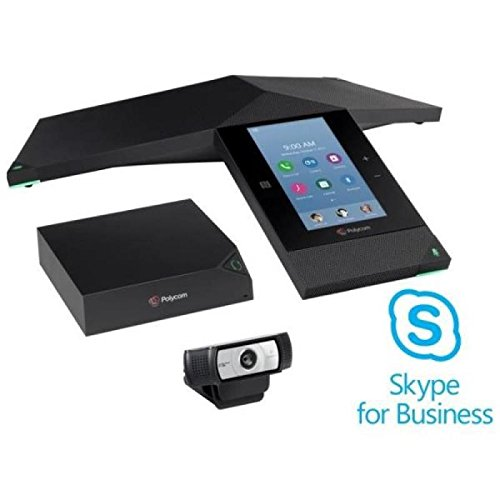 Polycom RealPresence Trio 8500 - VoIP-Konferenztelefon - Bluetooth-Schnittstelle, 2200-66700-019