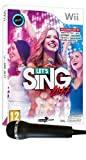 Let's Sing 2017 [Bundle]- Nintendo Wii