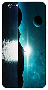 Timpax protective Armor Hard Bumper Back Case Cover. Multicolor printed on 3 Dimensional case with latest & finest graphic design art. Compatible with Apple iPhone 6 + (Plus ) Design No : TDZ-27112