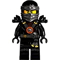 LEGO Ninjago: Deepstone Cole without Weapon Minifigure