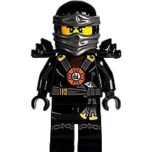 LEGO Ninjago: Deepstone Cole Sin Armas Minifigura