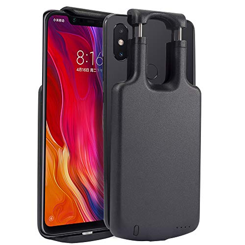 KJcase Custodia Batteria Compatibile con iPhone X iPhone XS