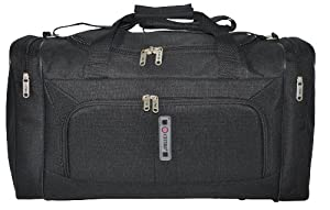Mens Womens Small Holdall Hand Luggage Cabin Flight Bag RYANAIR 45x30x20cm