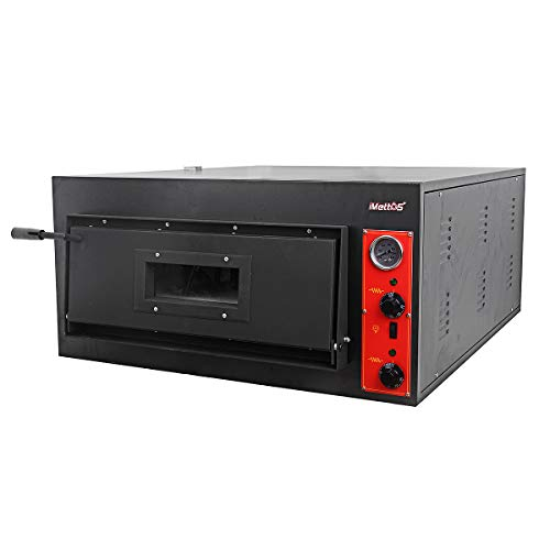 Imettos – forno per pizza Single Deck camera Dimensioni: 910 (L) x 140 (H) x 610 (P)...