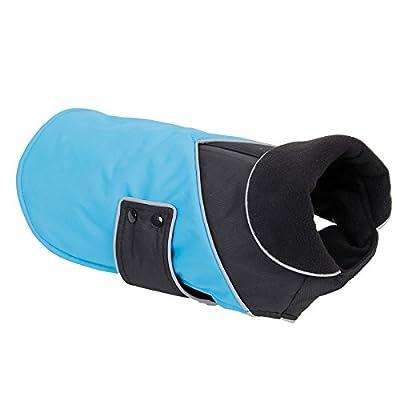 All Pet Solutions Waterproof Dog Vest Jacket/Warm Winter Outdoor Rain Coat by All Pet Solutions